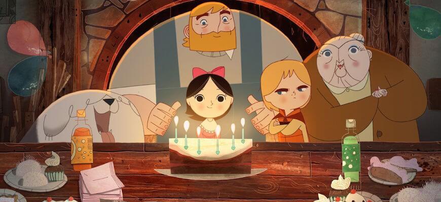 Tüm Zamanların En Iyi Animasyon Filmleri Fundalina