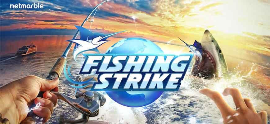 Netmarble'dan Fishing Strike