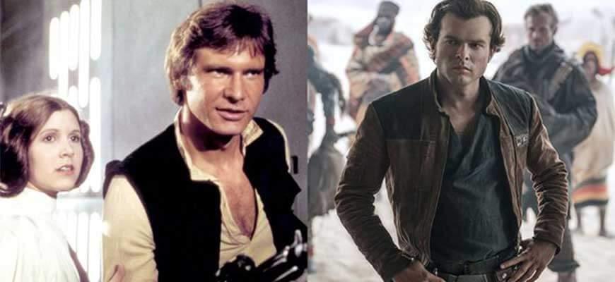 Han Solo: Bir Star Wars Hikayesi Filmi